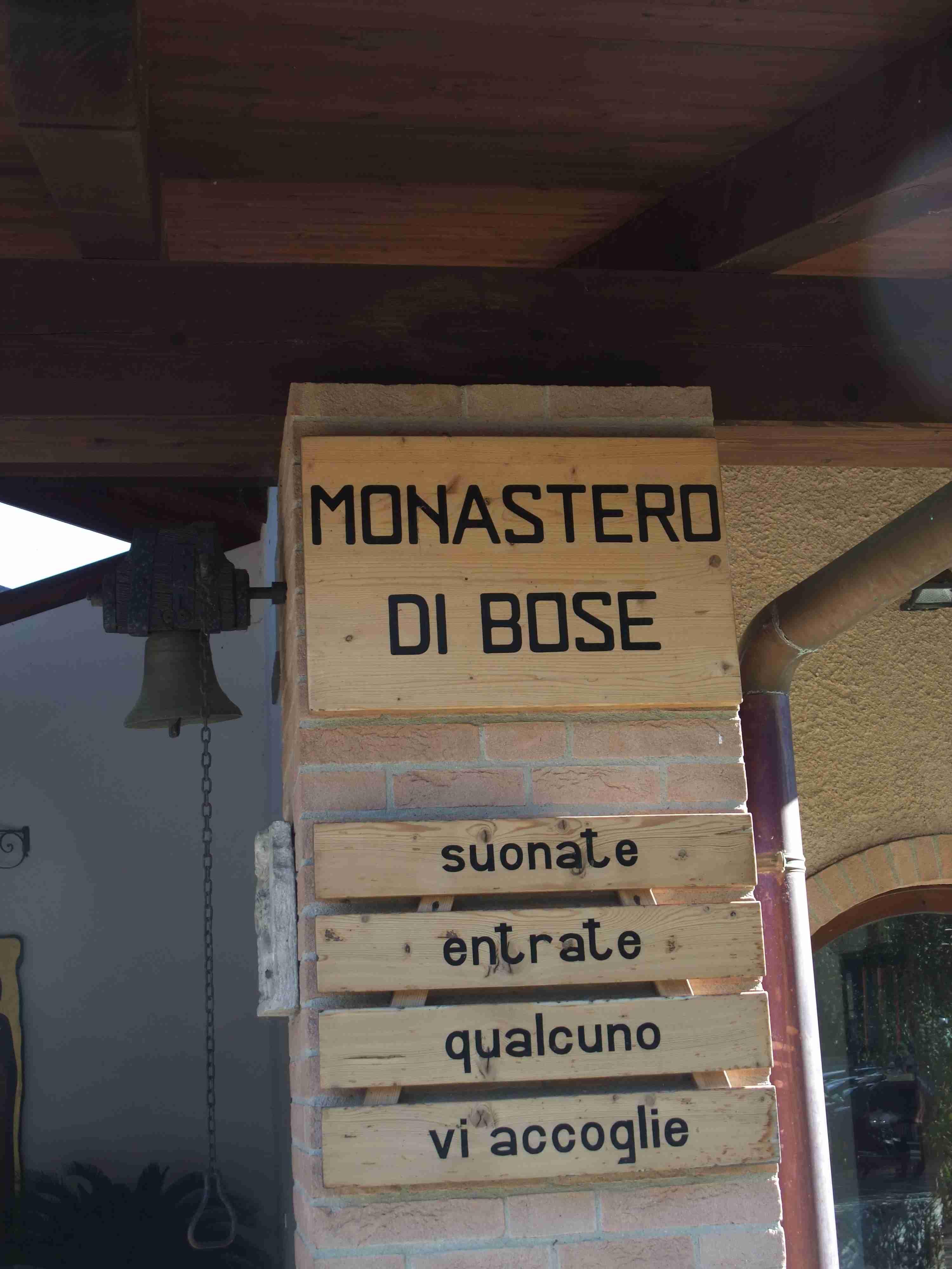 Visita Al Monastero Di Bose Formeduca